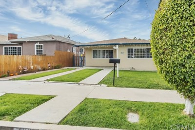 Highland Single Family Home For Sale: 719 Milo