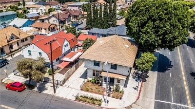 Los Angeles Multi Family Home For Sale: 2131 Mozart Street