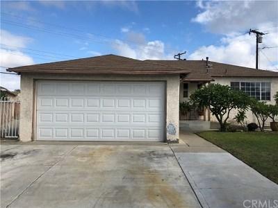 Pico Rivera Single Family Home For Sale: 3602 Greenglade Avenue