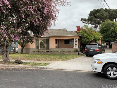 Lynwood Single Family Home Pending: 11840 Nevada Avenue