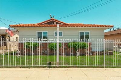 Azusa Single Family Home For Sale: 206 N Dalton Avenue