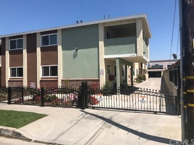 Downey Multi Family Home For Sale: 11706 Coldbrook Avenue