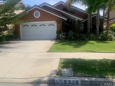 Inglewood Single Family Home For Sale: 5326 W Amberwood Drive