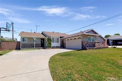 Whittier Single Family Home For Sale: 16339 Rutherglen Street