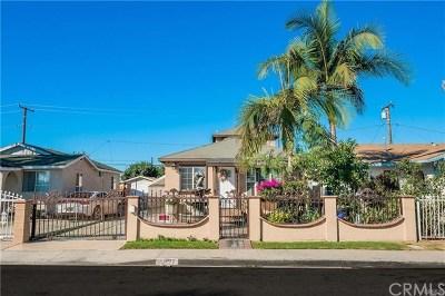 Hawaiian Gardens Single Family Home For Sale: 22127 Juan Avenue