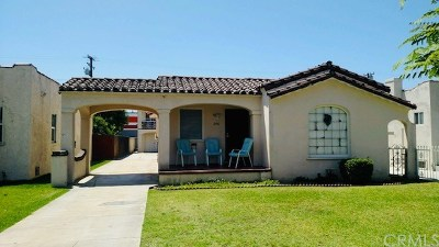 Maywood Multi Family Home For Sale: 3746 E 58th Street