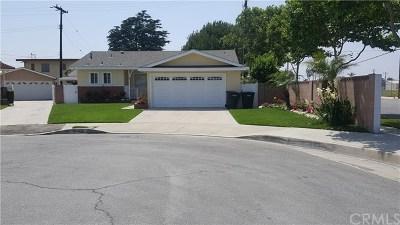 Bellflower Single Family Home For Sale: 13403 Coldbrook Avenue