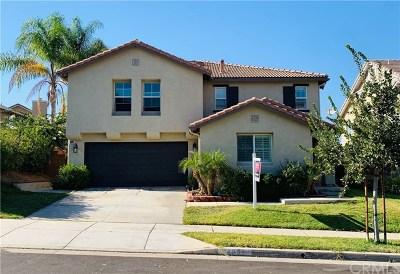 Corona Single Family Home For Sale: 24957 Elmwood Street