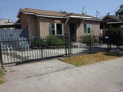 Wilmington Single Family Home For Sale: 821 W I Street
