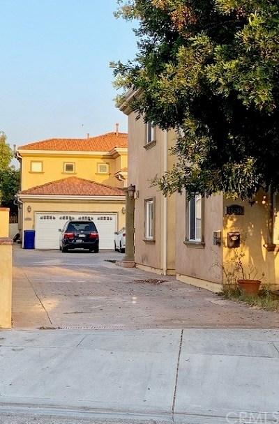 Downey Single Family Home For Sale: 12330 Orizaba Avenue