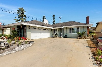 Whittier Single Family Home For Sale: 16072 Amber Valley Drive