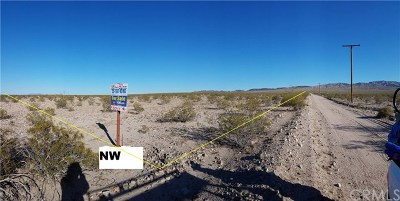 Newberry Springs Residential Lots & Land For Sale: 29200 Gasco Road