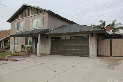 Brea Single Family Home For Sale: 825 Sungrove Place
