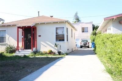 Eagle Rock Multi Family Home For Sale: 2337 Langdale Avenue