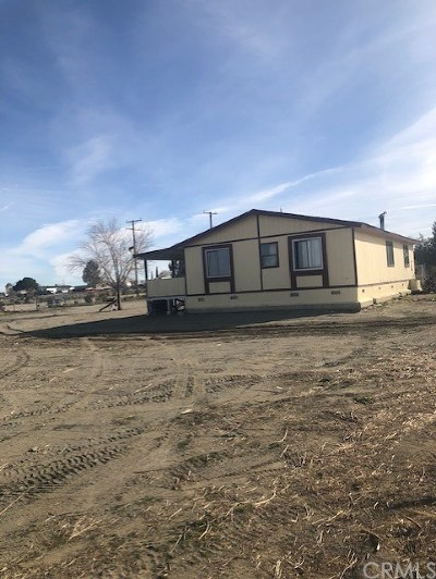Phelan Single Family Home For Sale: 14034 Monte Vista Road