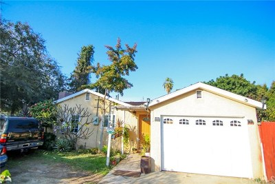 Compton Single Family Home For Sale: 15628 S Washington Avenue