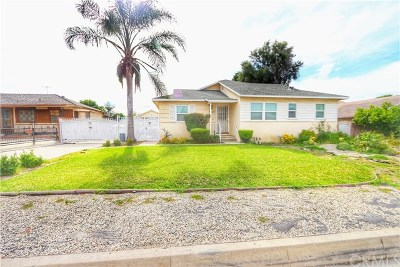 Hacienda Heights Single Family Home For Sale: 1433 Olympus Avenue