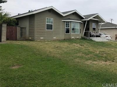 Whittier Single Family Home For Sale: 10858 Bonavista Lane