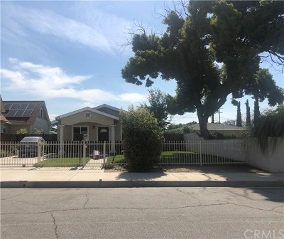 Pomona Single Family Home For Sale: 232 Newman Street
