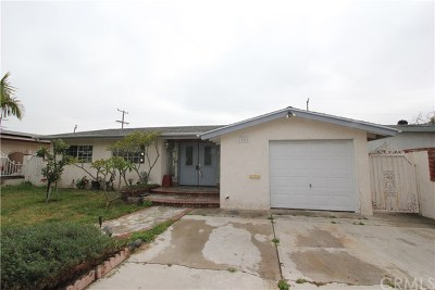 Anaheim Single Family Home For Sale: 1042 S Cambridge Street