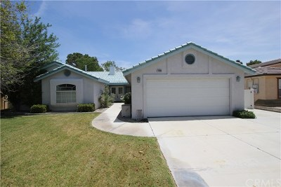 Helendale Single Family Home For Sale: 14999 Blue Grass Drive