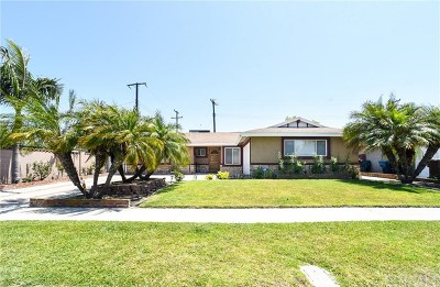 Garden Grove Single Family Home For Sale: 6372 Amy Avenue