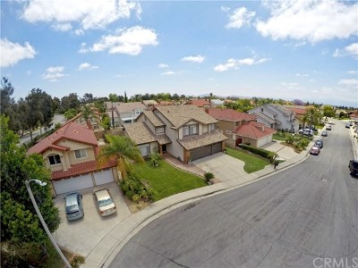 Rancho Cucamonga CA Single Family Home For Sale: $659,000