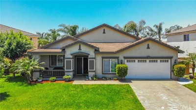 Corona Single Family Home For Sale: 13687 Woodlands Street