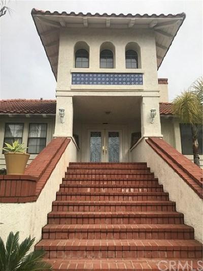 Rancho Cucamonga Single Family Home For Sale: 10830 Deer Canyon Drive