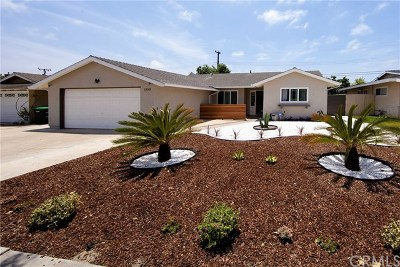 Costa Mesa Single Family Home For Sale: 1593 Corsica Place