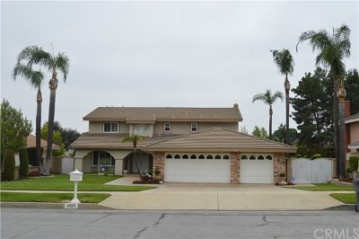 Upland Single Family Home For Sale: 1020 Emerson Street