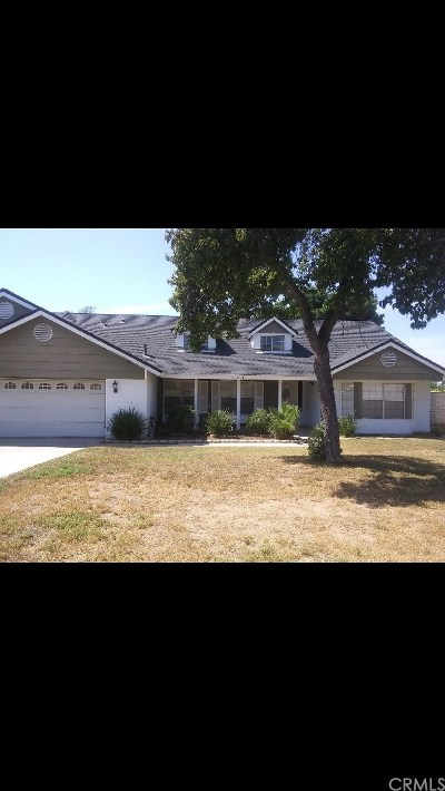 Riverside Single Family Home For Sale: 11051 Cleveland Avenue