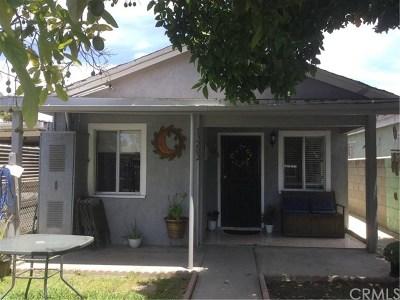 Compton Single Family Home For Sale: 13202 S Penrose Avenue