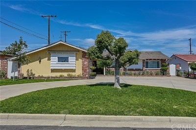 Buena Park Single Family Home For Sale: 5422 Brae Burn Place