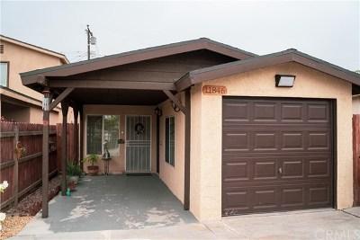 Artesia Single Family Home For Sale: 11846 168th Street