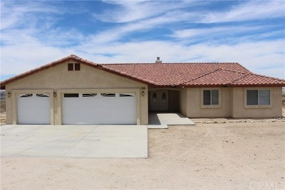 29 Palms Single Family Home For Sale: 74388 Rocky Road