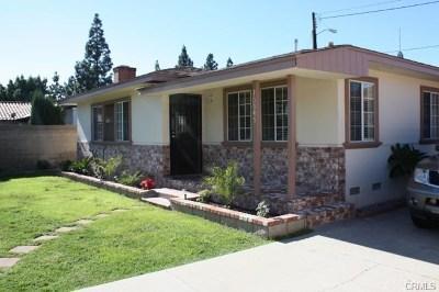 Downey Single Family Home For Sale: 10045 Brookshire Avenue