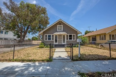 Wilmington Single Family Home For Sale: 1060 Cary Avenue