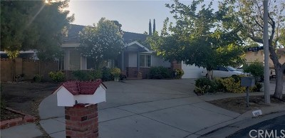 Palmdale CA Single Family Home Active Under Contract: $200,000