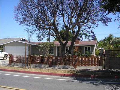 Costa Mesa Single Family Home For Sale: 642 W Wilson Street