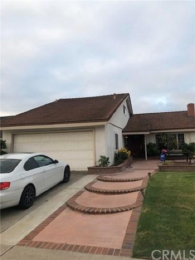 La Palma Single Family Home For Sale: 5172 Glenwood Circle