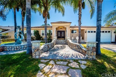Downey Single Family Home For Sale: 10040 Pangborn Avenue