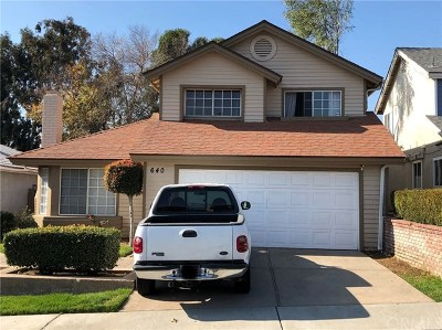 Rialto Single Family Home For Sale: 640 N Quince Ave