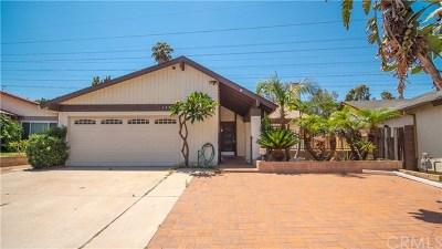 Hacienda Heights Single Family Home For Sale: 1721 Rada Road