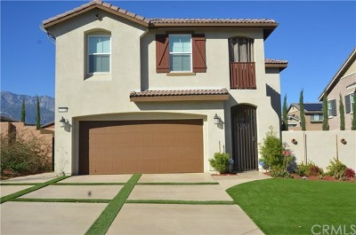 Rancho Cucamonga Single Family Home Active Under Contract: 12916 Grape Harvest Drive