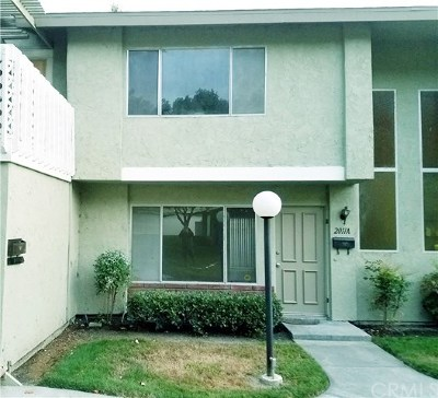 West Covina Condo/Townhouse For Sale: 2011 E Aroma Drive #A