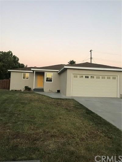Hacienda Heights Single Family Home For Sale: 1402 Charlemont Avenue