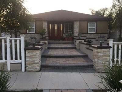 Corona Single Family Home For Sale: 924 Wyval Avenue