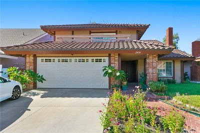 West Covina Single Family Home For Sale: 2434 Arline Street