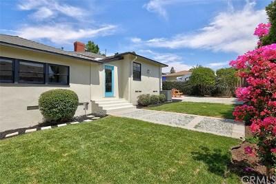 Monrovia Single Family Home For Sale: 624 W Hillcrest Boulevard